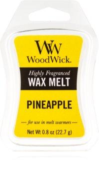 Woodwick Pineapple illatos viasz aromalámpába 22,7 g