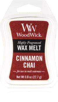 Woodwick Cinnamon Chai Wachs für Aromalampen 22,7 g