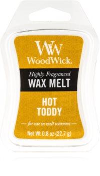 Woodwick Hot Toddy Duftwachs für Aromalampe 22,7 g