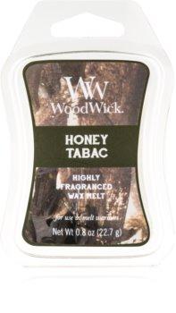 Woodwick Honey Tabac illatos viasz aromalámpába 22,7 g Artisan