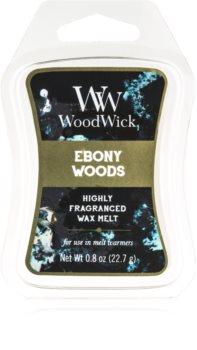 Woodwick Ebony Woods duftwachs für aromalampe Artisan 22,7 g