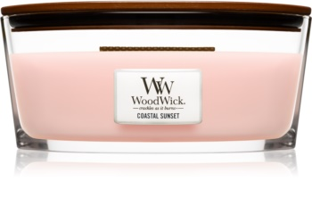 Woodwick Coastal Sunset Scented Candle 453,6 g Wooden Wick (Hearthwick)