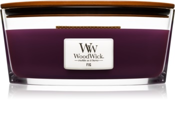 Woodwick Fig vonná svíčka 453,6 g Hearthwick