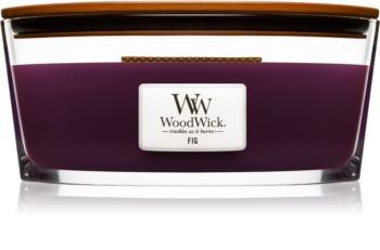 Woodwick Fig vonná sviečka 453,6 g Hearthwick