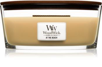 Woodwick At The Beach vonná svíčka 453,6 g Hearthwick