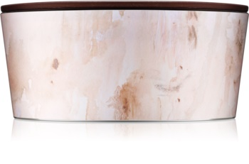 Woodwick Artisan Ellipse Vanilla Sol candela profumata 453,6 g Hearthwick