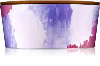 Woodwick Artisan Ellipse English Lavender Geurkaars 453,6 gr Hearthwick