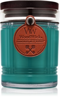 Woodwick Reserve Spruce dišeča sveča  226,8 g
