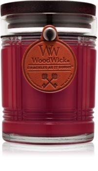 Woodwick Reserve Mahogany lumanari parfumate  226,8 g