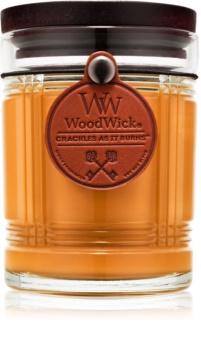 Woodwick Reserve Teakwood Αρωματικό κερί 226,8 γρ