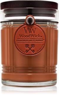 Woodwick Reserve Humidor świeczka zapachowa  226,8 g