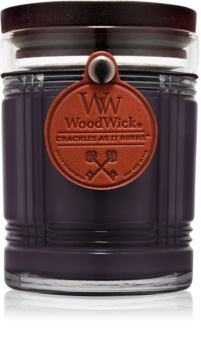 Woodwick Reserve Midnight Scented Candle 226,8 g