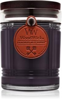 Woodwick Reserve Midnight vonná sviečka 226,8 g