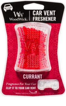 Woodwick Currant parfum pentru masina   Clip