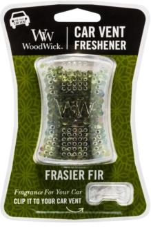 Woodwick Frasier Fir dišava za avto   clip