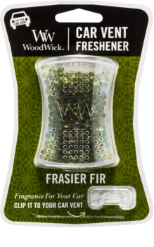 Woodwick Frasier Fir vôňa do auta   clip