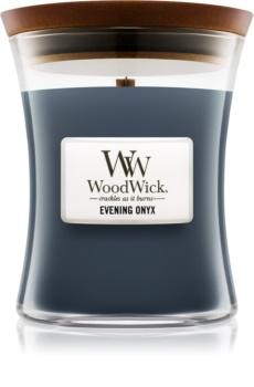 Woodwick Evening Onyx lumanari parfumate  284 g