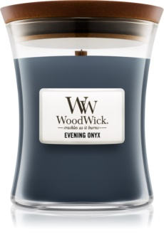 Woodwick Evening Onyx Scented Candle 284 g