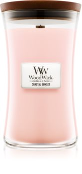 Woodwick Coastal Sunset Scented Candle 609,5 g Wooden Wick