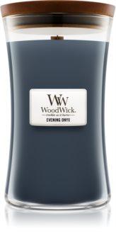 Woodwick Evening Onyx lumanari parfumate  609,5 g mare