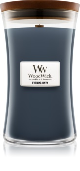 Woodwick Evening Onyx Scented Candle 609,5 g Wooden Wick