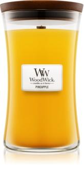 Woodwick Pineapple Duftkerze  609,5 g große
