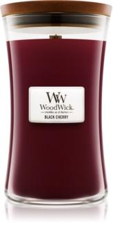 Woodwick Black Cherry Duftkerze  609,5 g große