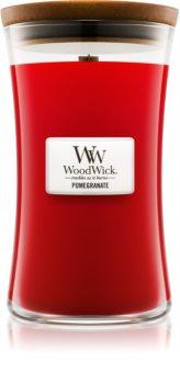 Woodwick Pomegranate lumanari parfumate  609,5 g mare