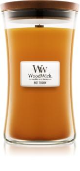 Woodwick Hot Toddy vonná svíčka 609,5 g velká