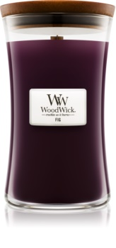 Woodwick Fig Scented Candle 609,5 g Large