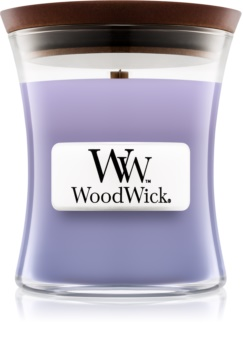 Woodwick Lilac vela perfumada  85 g