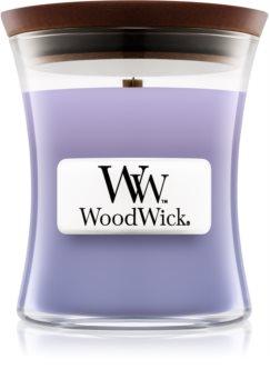 Woodwick Lilac vonná sviečka 85 g