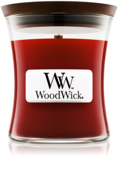 Woodwick Cinnamon Chai Scented Candle 85 g Wooden Wick