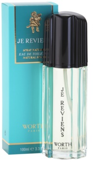Worth Je Reviens Eau de Toilette for Women 100 ml