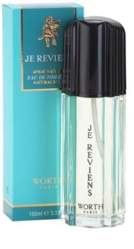 Worth Je Reviens woda toaletowa dla kobiet 100 ml