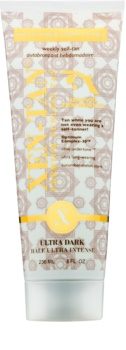 Xen-Tan Ultra Dark Self Tanning Body and Face Lotion With Argan Oil