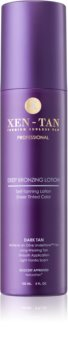 Xen-Tan Dark Tan Self-Tanning Bronzing Lotion for Face and Body