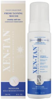 Xen-Tan Clean Collection spuma autobronzanta corp si fata