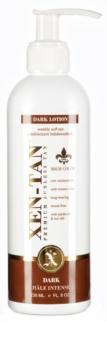 Xen-Tan Dark Tan Zelfbruinende Melk  voor Lichaam en Gezicht
