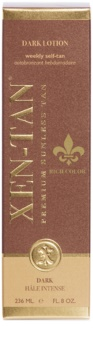 Xen-Tan Dark Self-Tanning Milk for Body and Face