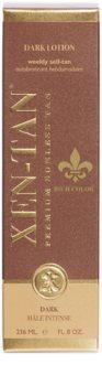 Xen-Tan Dark молочко для автозасмаги для тіла та обличчя