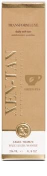 Xen-Tan Light Zelfbruinende Crème voor Gezicht en Lichaam  voor Gelijkmatige Bruining