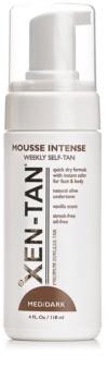 Xen-Tan Medium mousse auto-bronzante corps et visage