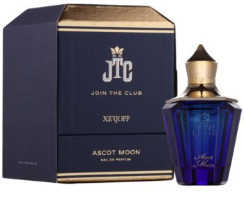 Xerjoff Join the Club Ascot Moon Eau de Parfum unissexo 50 ml