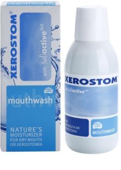 Xerostom SaliActive ústna voda proti suchosti v ústach a xerostómii