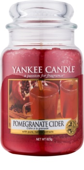 Yankee Candle Pomergranate Cider Scented Candle 623 g Classic Large