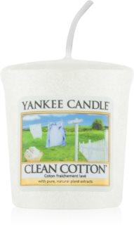 Yankee Candle Clean Cotton votívna sviečka 49 g