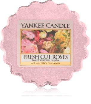 Yankee Candle Fresh Cut Roses vosek za aroma lučko  22 g