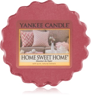Yankee Candle Home Sweet Home cera derretida aromatizante 22 g