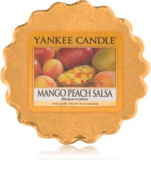 Yankee Candle Mango Peach Salsa cera derretida aromatizante